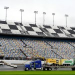 NASCAR Winter Testing - Day 1