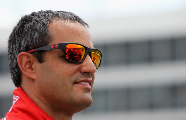 Juan Pablo Montoya (Getty Images)