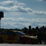 Pocono 400 - Qualifying
