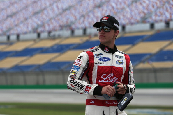 Nationwide Series driver Ryan Reed (Getty Images)