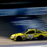 BROOKLYN, MI - AUGUST 15: Matt Kenseth, driver of the #20 Dollar General Toyota, on track during qualifying for the NASCAR Sprint Cup Series Pure Michigan 400 at Michigan International Speedway on August 15, 2014 in Brooklyn, Michigan.  (Photo by Gregory Shamus/Getty Images)
