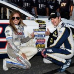 Federated Auto Parts 400 - Qualifying