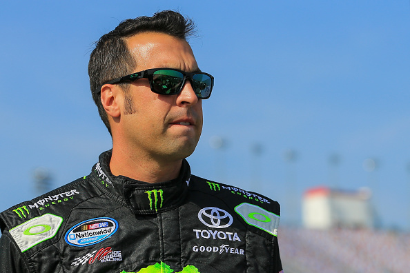 Sam Hornish Jr. (Getty Images)