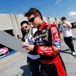 Drive For The Cure 300 - Qualifying
