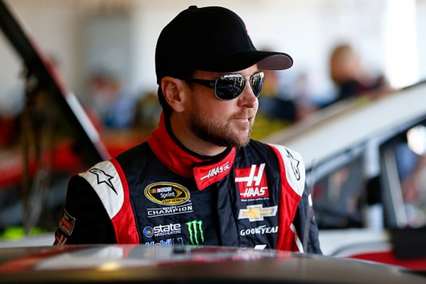 Kurt Busch finished fifth Sunday at Phoenix. (Getty Images)