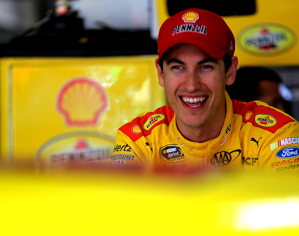 Joey Logano (Getty Images)