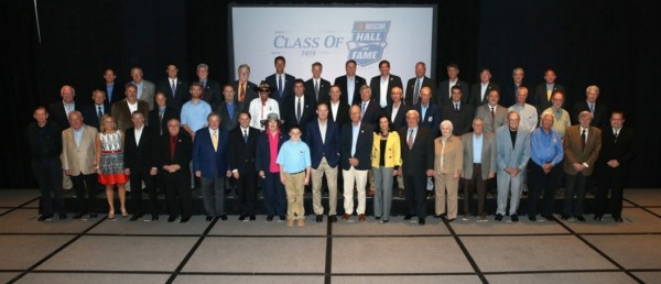 The 2016 NASCAR Hall of Fame Voting Panel (NASCAR)