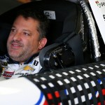 LOUDON, NH - JULY 17:  Tony Stewart, driver of the #14 Mobil 1 Chevrolet, sits in his car during practice for the NASCAR Sprint Cup Series 5-Hour Energy 301 at New Hampshire Motor Speedway on July 17, 2015 in Loudon, New Hampshire.  (Photo by Maddie Meyer/Getty Images)