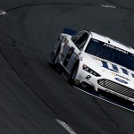 LOUDON, NH - JULY 17:  Brad Keselowski, driver of the #2 Miller Lite Ford, practices for the NASCAR Sprint Cup Series 5-Hour Energy 301 at New Hampshire Motor Speedway on July 17, 2015 in Loudon, New Hampshire.  (Photo by Jeff Zelevansky/Getty Images)