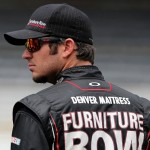Martin Truex Jr. finished third Saturday at Richmond (Getty Images)