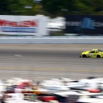 BROOKLYN, MI - AUGUST 16:  Matt Kenseth, driver of the #20 Dollar General Toyota, races during the NASCAR Sprint Cup Series Pure Michigan 400 at Michigan International Speedway on August 16, 2015 in Brooklyn, Michigan.  (Photo by Rey Del Rio/Getty Images)