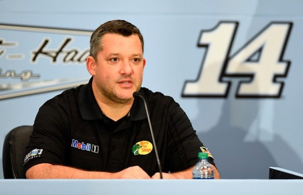 Tony Stewart announced Wednesday that he will step away from full time racing in the NASCAR Sprint Cup series after 2016 (Greg Engle/Getty Images)