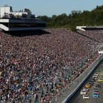 The NASCAR Sprint Cup series heads back to New Hampshire Motor Speedway  in Loudon, New Hampshire this weekend.  (Photo by Jeff Zelevansky/Getty Images)