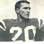 In his youth, Jim Hunter  was a football and baseball player at the University of South Carolina. (ISC archives)