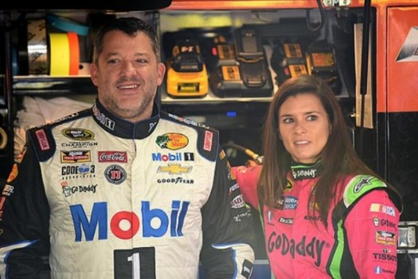 Both Tony Stewart and Danica Patrick will have new chew chiefs in 2016. (Getty Images)