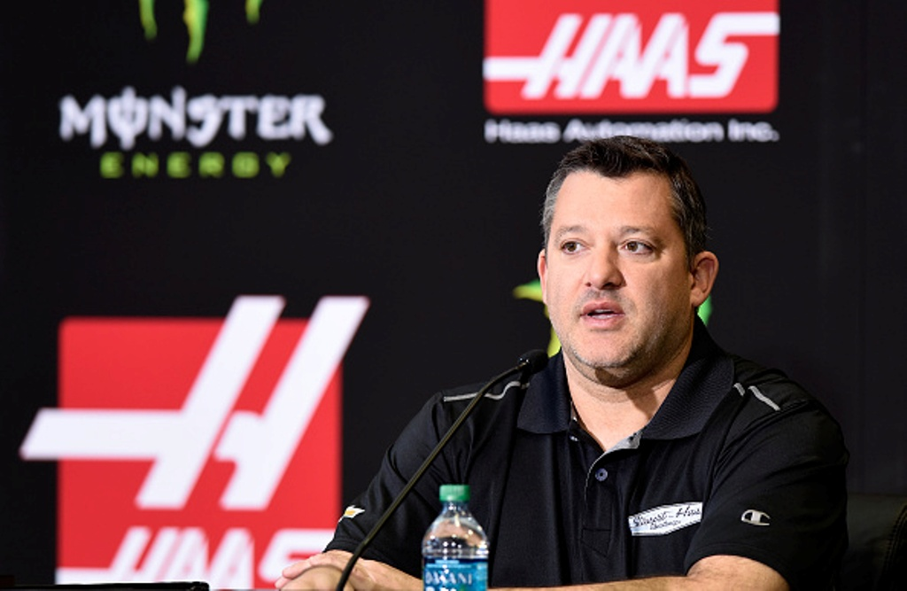 Tony Stewart announced his retirement last season.