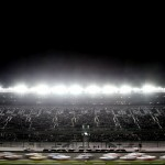 during the NASCAR Camping World Truck Series NextEra Energy Resources 250 at Daytona International Speedway on February 19, 2016 in Daytona Beach, Florida.