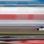 LAS VEGAS, NV - MARCH 05: Jamie McMurray, driver of the #1 Cessna Chevrolet, drives during practice for the NASCAR Sprint Cup Series Kobalt 400 at Las Vegas Motor Speedway on March 5, 2016 in Las Vegas, Nevada.  (Photo by Jonathan Ferrey/Getty Images)