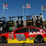 during practice for the NASCAR Sprint Cup Series Good Sam 500 at Phoenix International Raceway on March 12, 2016 in Avondale, Arizona.