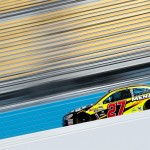 AVONDALE, AZ - MARCH 12:  Paul Menard, driver of the #27 Richmond / Menards Chevrolet, drives during practice for the NASCAR Sprint Cup Series Good Sam 500 at Phoenix International Raceway on March 12, 2016 in Avondale, Arizona.  (Photo by Christian Petersen/Getty Images)