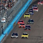 during the NASCAR Sprint Cup Series Good Sam 500 at Phoenix International Raceway on March 13, 2016 in Avondale, Arizona.