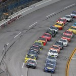 NASCAR heads back to Talladega this weekend. (Getty Images)