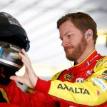 """during practice for the NASCAR Sprint Cup Series Axalta """"We Paint Winners"""" 400 at Pocono Raceway on June 4, 2016 in Long Pond, Pennsylvania."""