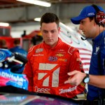 Alex Bowman raced the No. 88 at New Hampshire. (Getty Images)