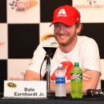 Dale Earnhardt Jr. hasn't raced since New Hampshire in July. (Getty Images)