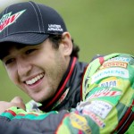 Chase Elliott on pit road Friday at Dover. (Getty Images)