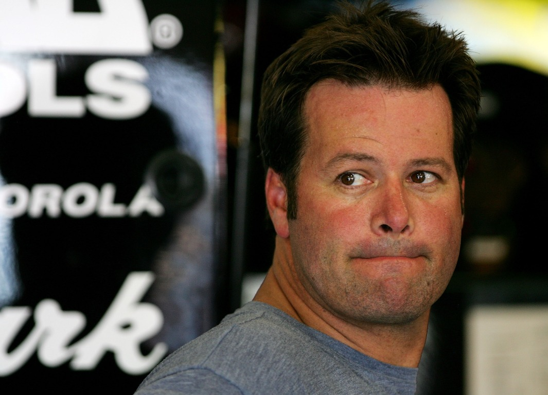 Robby Gordon made 396 starts in the Cup series from 1991 to 2012. (Photo by Robert Laberge/Getty Images for NASCAR)