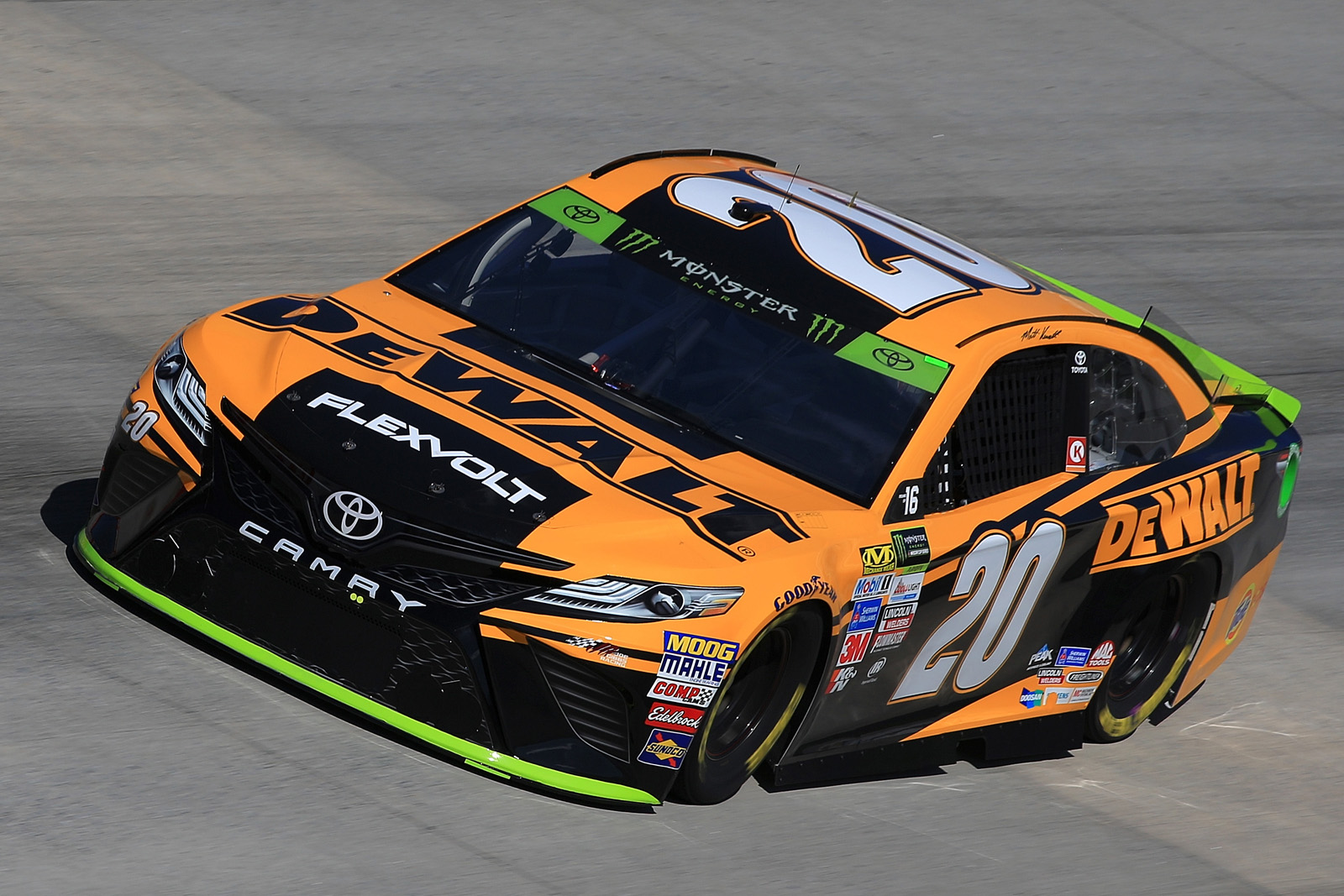 Monster Energy NASCAR Cup Series Apache Warrior 400 presented by Lucas Oil – Practice