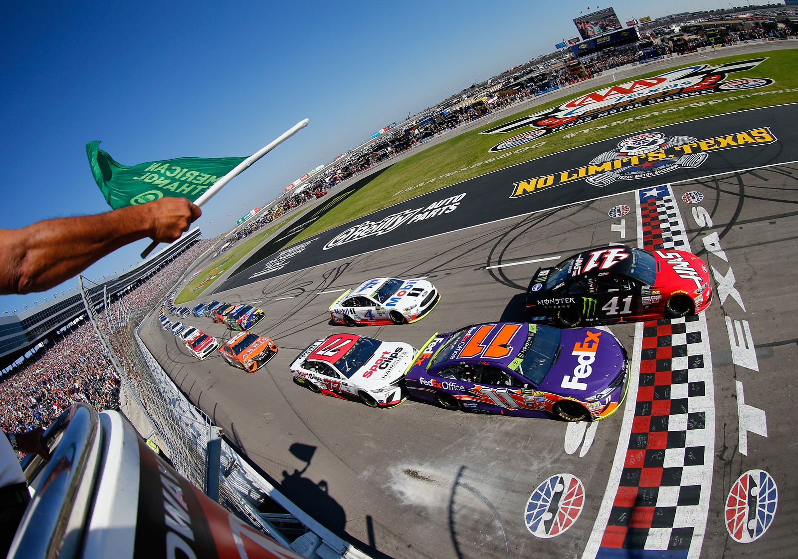 Monster energy nascar cup series aaa texas 500 for Texas motor speedway driving