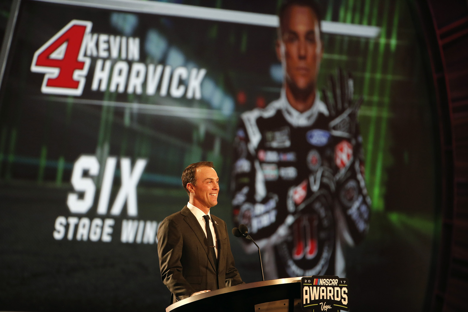 Monster Energy NASCAR Cup Series Awards