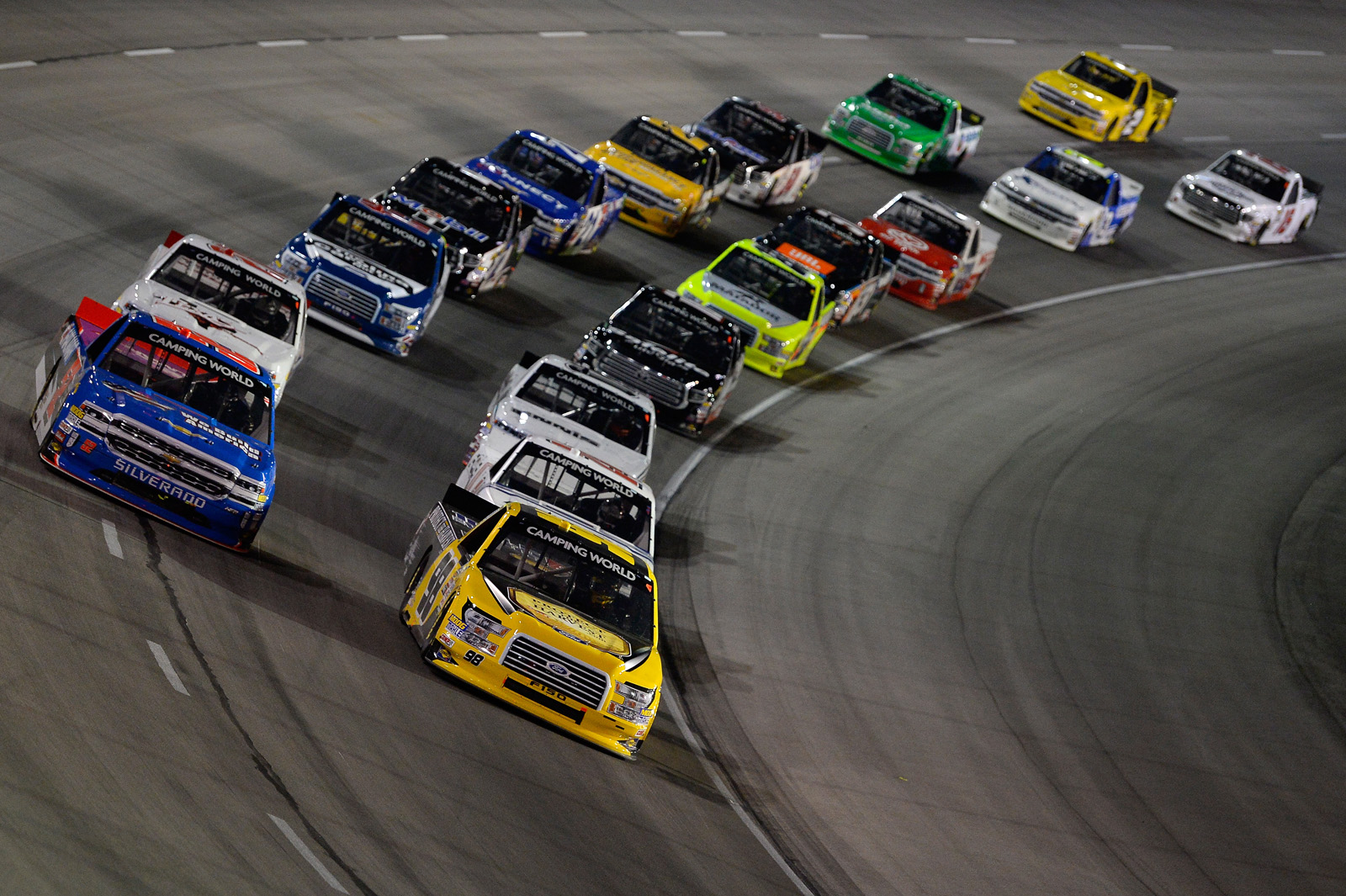 NASCAR Camping World Truck Series PPG 400