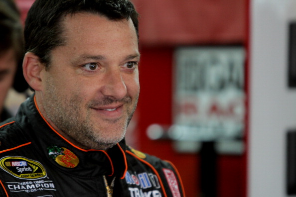 Tony Stewart (Getty Images)