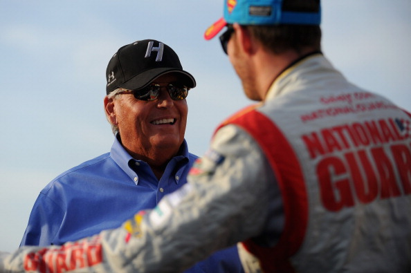 Rick Hendrick (Getty Images)