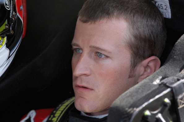 LONG POND, PA - JUNE 06:  Kasey Kahne, driver of the #5 Great Clips Chevrolet, sits in his car during qualifying for the NASCAR Sprint Cup Series Pocono 400 at Pocono Raceway on June 6, 2014 in Long Pond, Pennsylvania.  (Photo by Doug Pensinger/Getty Images)