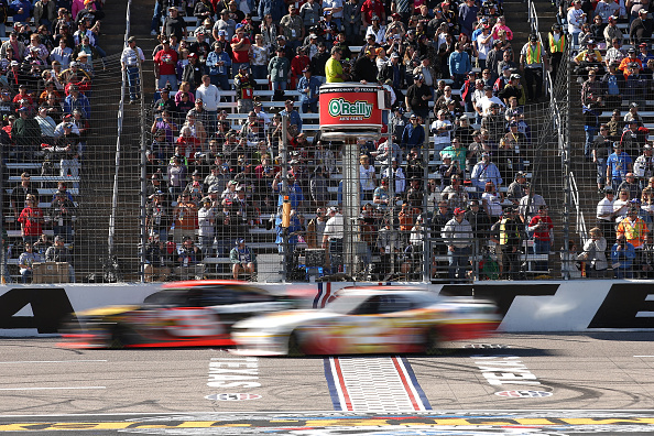 O'Reilly Auto Parts Challenge