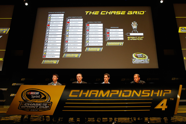 NASCAR Championship Press Conference