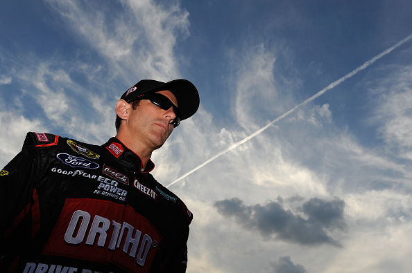 Greg Biffle (Photo by Jared C. Tilton/Getty Images)