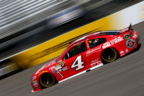 NASCAR Sprint Cup Series Federated Auto Parts 400 – Practice