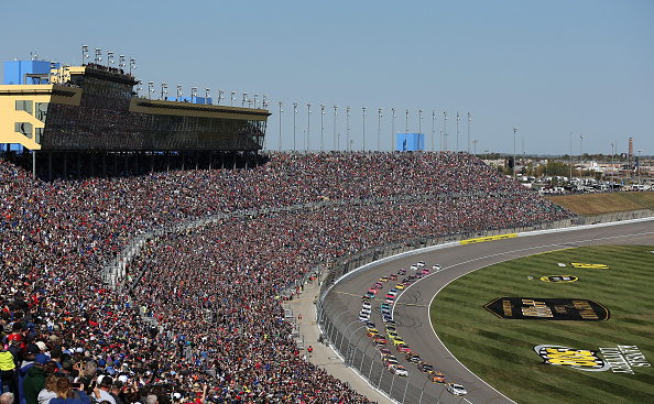 NASCAR Sprint Cup Series Hollywood Casino 400