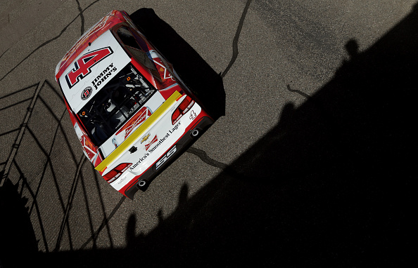 NASCAR Sprint Cup Series Quicken Loans Race for Heroes 500 – Practice