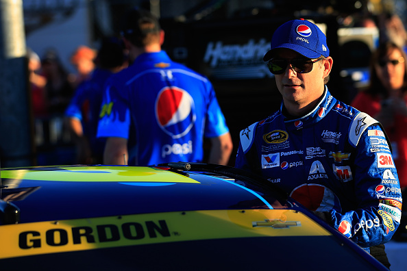 NASCAR Sprint Cup Series Quicken Loans Race for Heroes 500 – Qualifying