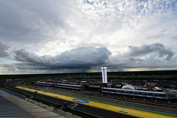 NASCAR Sprint Cup Series Ford EcoBoost 400 – Practice