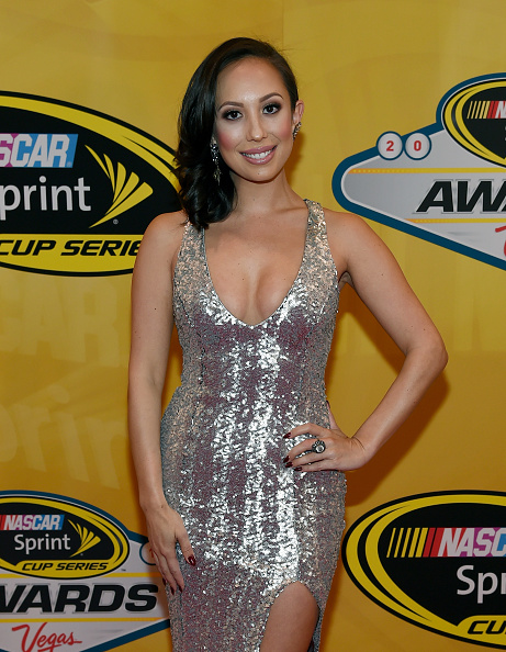 NASCAR Sprint Cup Series Awards – Red Carpet