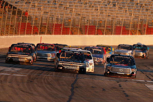 NASCAR Camping World Truck Series Great Clips 200