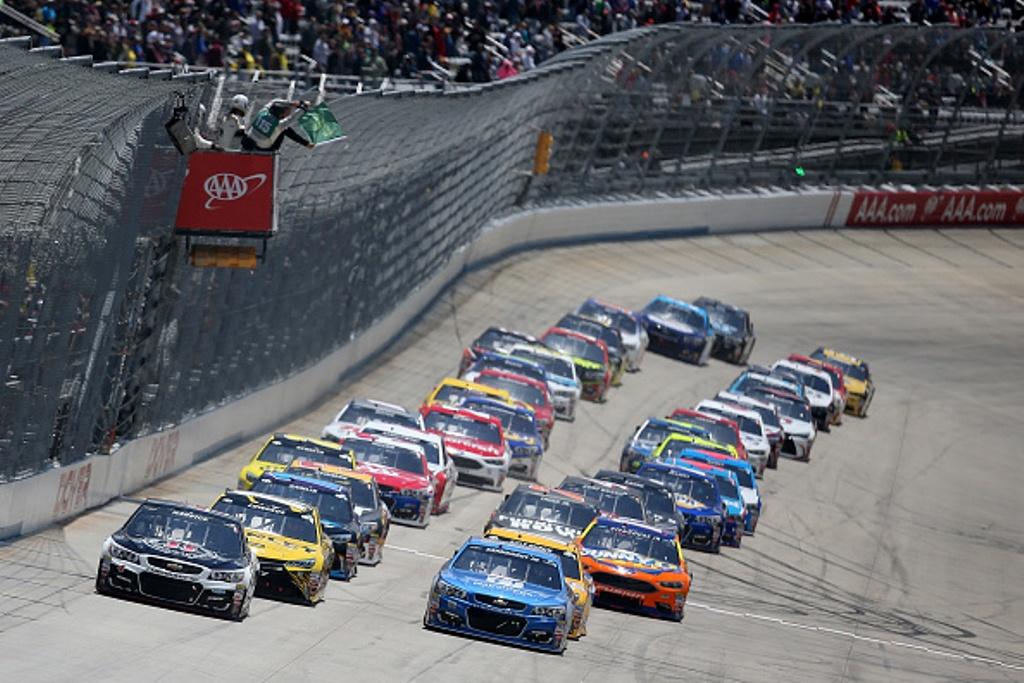 NASCAR heads back to Dover International Speedway this week. (Getty Images)