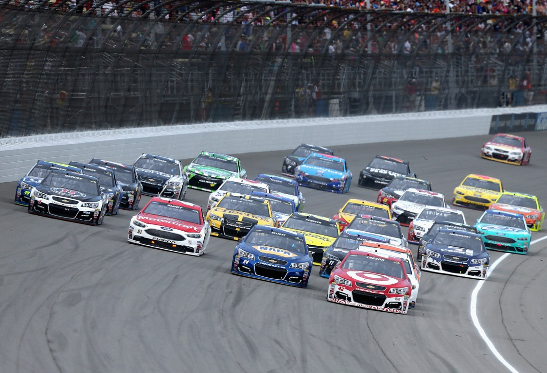 NASCAR issued its weekly penalty report Wednesday (Getty Images)